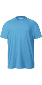 2021 Musto Herren Evo Sunblocker Kurzarm T-Shirt 2.0 81154 - Echte Navy