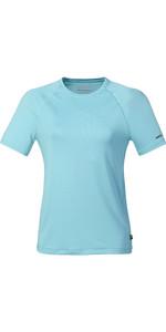 2021 Camiseta De Manga Curta Com Protetor Solar Evo Feminino Musto