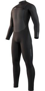 2021 Mystic Mens Voltt 5/4/3mm Chest Zip Wetsuit 35000.220001 - Black