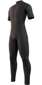 2021 Mystic The One Short Arm 3/2mm Zipfree Wetsuit 210111 - Zwart