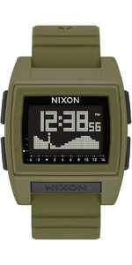 2021 Nixon Base Tide Pro Surf Watch 1085-00 - Surplus