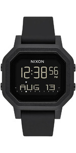 2021 Nixon Siren Surf Watch 100-00 - Todo Preto