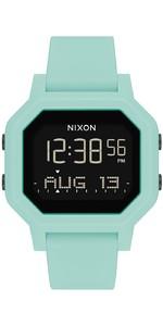 2021 Nixon Sirena Surf Watch 2930-00 - Aqua