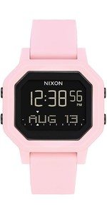 2021 Nixon Siren Surf Watch 3154-00 - Rosa Palo