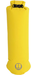 2021 Nookie Max 35l Dry Tasche AC010 - Gelb / Orange