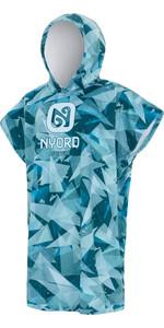 2021 Nyord Futures Change Peignoir / Poncho Acc0004 - Bleu