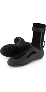 2021 Prolimit Wasserstoffpolare 6/5mm Runde Zehen Neoprenanzug Stiefel 10200 - Schwarz