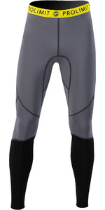 2021 Prolimit Mens Airmax 1.5mm Wetsuit SUP Trousers 14490 - Grey / Black / Yellow