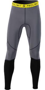 2021 Prolimit 1.5mm Wetsuit Sup-broek Voor Heren 14490 - Grijs / Zwart / Geel