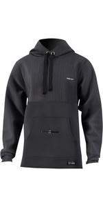 2021 Prolimit Mens Predator Wetsuit Hoodie 05053 - Black / Grey