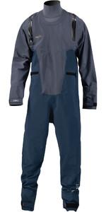 2021 Prolimit Nordic Sup U-zip Drysuit 10025 - Stahlblau / Indigo