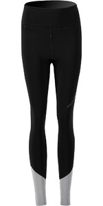 2021 Prolimit Womens Airmax 2mm Wetsuit SUP Trousers 14730 - Black / Light Grey