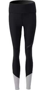 2021 Prolimit Womens Athletic Quick Dry Trousers 14760 - Black / Light Grey / Print