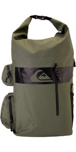 2021 Quiksilver Evening Sesh 35L Large Backpack AQYBP03093 - Thyme