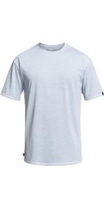 2021 Quiksilver Everyday UPF 50 Surf T-shirt Voor Heren EQYWR03322 - Sargasso Sea