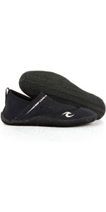 2021 Rip Curl Reefwalker 2mm Wetsuit Shoe WBO6AM - Black