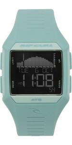 2021 Rip Curl Frauen Maui Mini Tide Surf Watch A1126g - Aqua