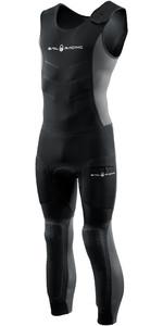 2021 Sail Racing Heren Orca 3mm 1/2 Long John Wetsuit 50-118 - Carbon