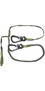 2021 Spinlock 2 Clip & 1 Link Performance Safety Line DWSTR3LC