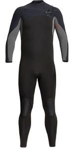 2021 Xcel Mannen Phoenix 3/2mm Chest Zip Wetsuit Mn32gbx0b - Gunmetal