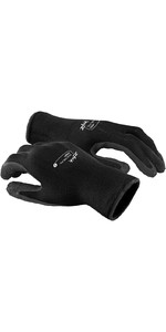 2021 Zhik Tactische Lange Vinger Handschoen 3 Pack Glv006 - Zwart