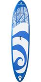 2021 Spinera Supventure 12'0 Aufblasbares Stand Up Paddle Board , Tasche, Pumpe & Paddel - Blau