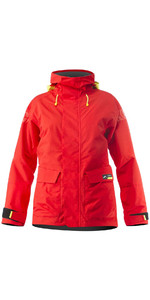 Zhik Womens Kiama X Coastal Jacket - Red