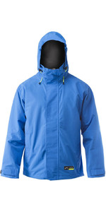 Zhik Mens Kiama Sailing Jacket JACKET101 - Cyan