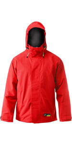 Zhik Mens Kiama Sailing Jacket - Red