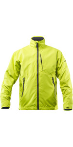 Zhik Mens Z-Cru Lightweight Sailing Jacket JKT0080 - Lime