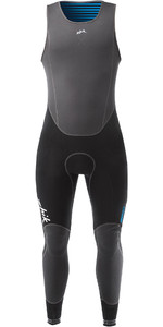 Zhik Mens Microfleece X Skiff 1mm Long John Wetsuit