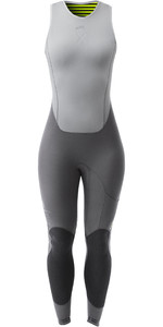 Zhik Das Mulheres Superwarm X Skiff 3/2mm Long John Wetsuit
