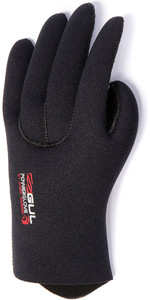 2020 Gul 5mm Guantes De Neopreno Power Gl1229-b5 - Negro