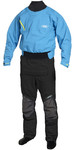 Yak Vanguard Drysuit eau vive / kayak Drysuit Inc Underfleece Blue / Black 2734