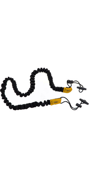 2019 Yak Kayak Paddle Leash Black 2741