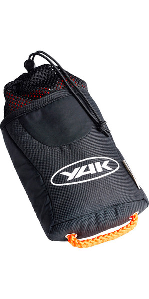 2018 Yak Magnum Kajak 10m Throw Bag SCHWARZ 2743