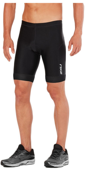 "2018 2XU Perform 9 ""Tri Shorts NOIR / NOIR MT4854b"