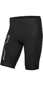 2019 2xu Komprimering Tri Shorts Sort Mt5520b