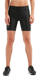"2019 2XU Womens Perform 7 ""Tri-short zwart WT5539b"