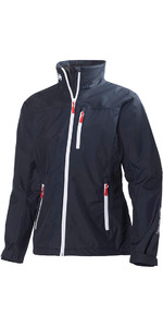 2019 Helly Hansen Ladies Crew Jacket Navy 30297
