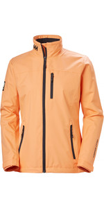 2020 Helly Hansen Womens Mid Layer Crew Jacket 30317 - Melon