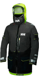 2019 Helly Hansen Aegir Ocean Jacket EBONY 30335