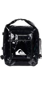 2019 Quiksilver Deluxe Wet Dry Rucksack 32l Schwarz Egl00delux