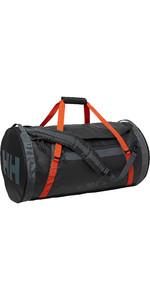 2019 Helly Hansen HH 70L Duffel Bag 2 68004 - Black / Orange