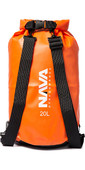 2020 Nava Performance 20L Drybag With Backpack Straps NAVA002 - Orange