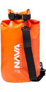 Drybag 2020 Nava Performance 10l Avec Bandoulière Nava007 - Orange
