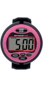 2019 Optimum Time Series 3 Os3 Segel Uhr - Rosa - 319