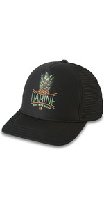 2020 Dakine Dakineapple Ii Trucker Cap 10.002.974 - Sort