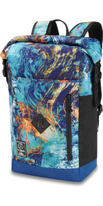 2020 Dakine Mission Surf 28L Roll Top Wet / Dry Sac à Dos 10002839 - Kassia Elemental