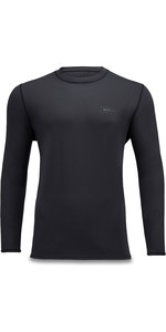2020 Dakine Mens Heavy Duty Loose Fit Long Sleeve Surf Shirt 10002793 - Black